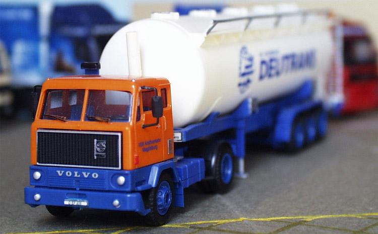 1:87 Volvo F88 Deutrans